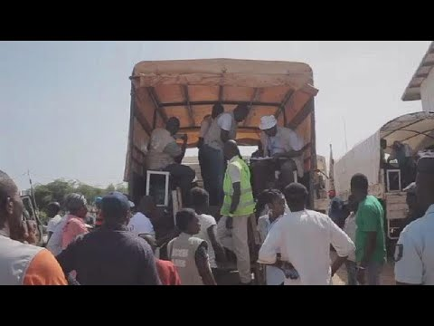 UNHCR begins repatriation of Central African Republic refugees from Congo (Brazzaville)
