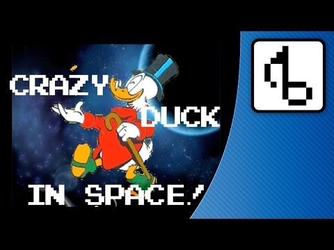 Ducktales WITH LYRICS - brentalfloss