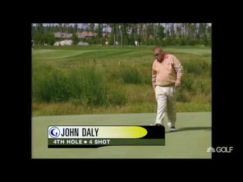 Fred Couples vs John Daly ~ At Crosswater Golf Club (Part1/2)