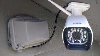 Installing CleverLoop Outdoor IP Camera