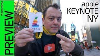 Apple keynote NY resumen e impresiones -MacBook Air, Mac mini, iPad Pro-