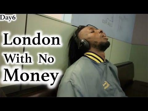 London With No Money - Day 6