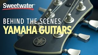 Behind the Scenes with Yamaha Guitars