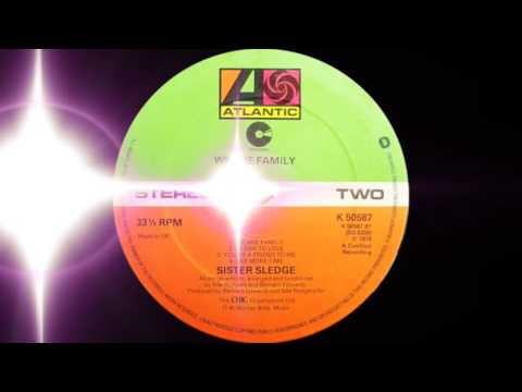 Sister Sledge - We Are Family (Atlantic Records 1979)