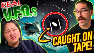 Adults React To Crazy UFO Sightings