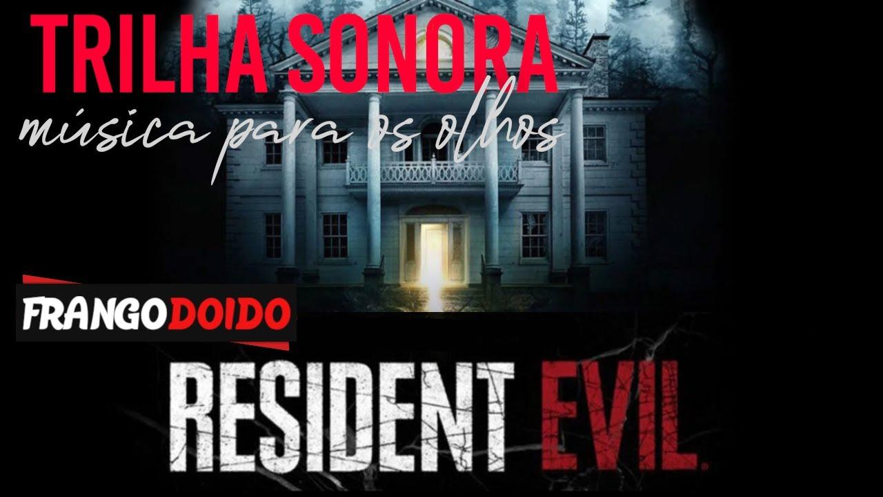 RESIDENT EVIL 1 (OST) - TRILHA SONORA ORIGINAL COMPLETA - Frango Doido