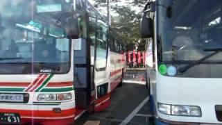 平成22年 旧正月の竹駒神社にやってきた観光バス その2 thumbnail