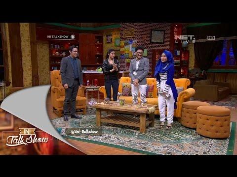 Ini Talkshow 15 Oktober 2015 Part 4/6 - Elizabeth Tan, Kunto Aji & Fatin Shidqia