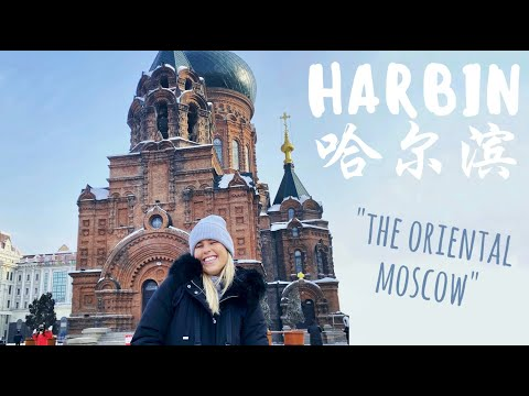 Harbin: A Chinese city with a Russian feel