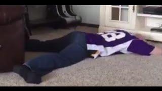 The Vikings Lose.  Everyone Goes Nuts.