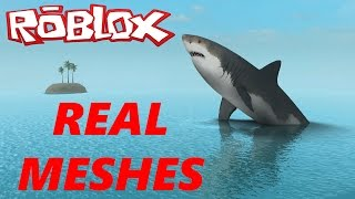 Roblox: How to Upload REAL Meshes! 2016 [HD]