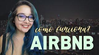 Como funciona o AIRBNB? | Dicas de viagem | Júlia Orige