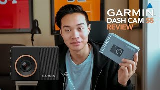garmin Dash Cam 55 Review and Test Run
