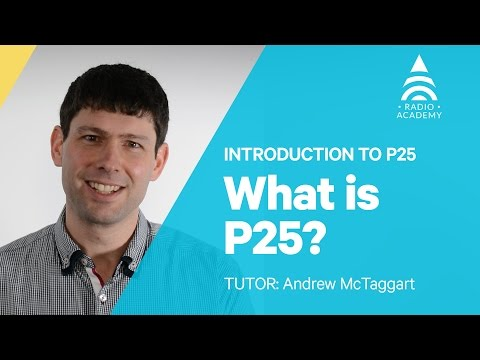 1.1 What is P25? | Introduction to P25 | Tait Radio Academy