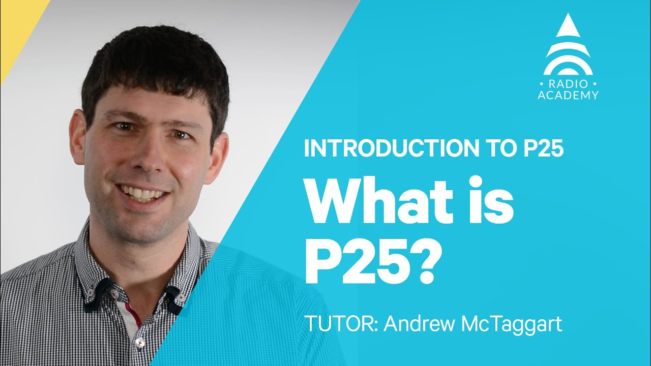 1 1 What is P25? | Introduction to P25 | Tait Radio Academy