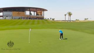 Fantastic Course Conditions this Summer at Trump Golf Dubai