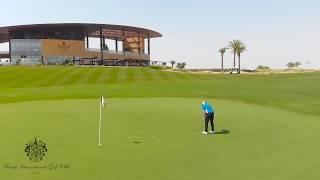 Fantastic Course Conditions this Summer at Trump Golf Dubai
