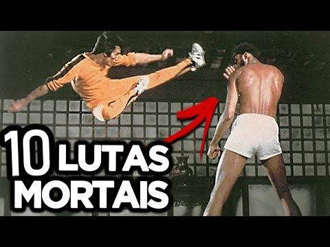 10 ARTES MARCIAIS MAIS PERIGOSAS DO MUNDO !!