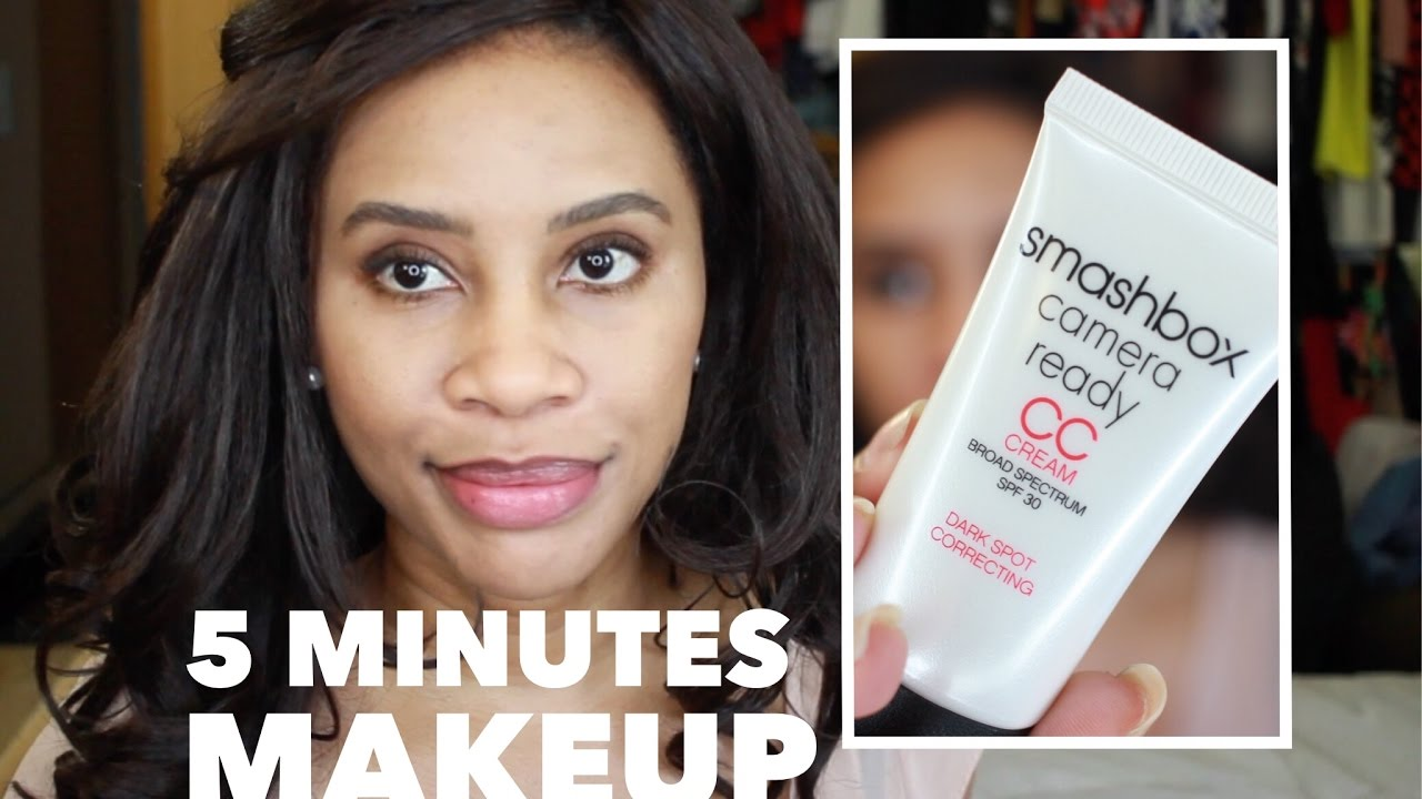 The Perfect Photo-Ready Face in 5Minutes recommend