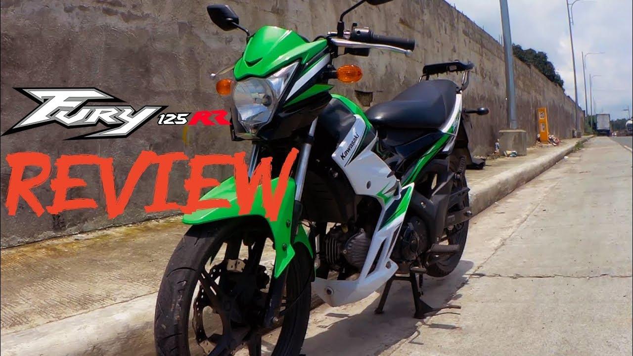 Review Kawasaki Fury 125 Rr Newbreed Tagalog Youtube