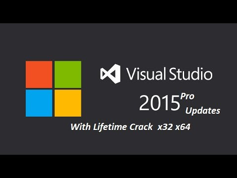 How to Download & Install Visual Studio 2015 Professional with Updates|  Life time |windows 10/8/7