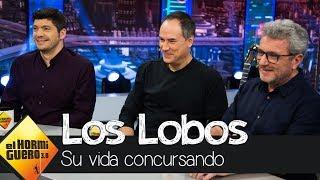 'Los Lobos' revelan cómo compaginan el concurso con su vida - El Hormiguero 3.0