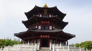 วัดหานซาน ซูโจว (Hanshan Temple, Suzhou)