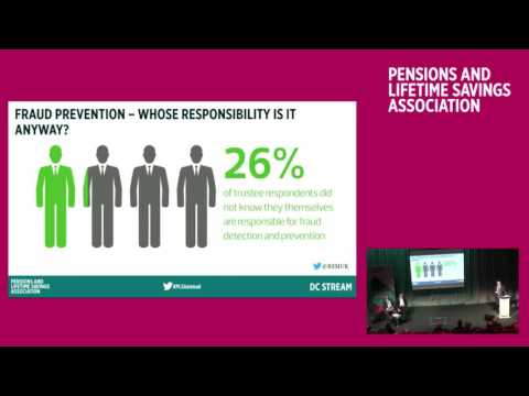 Pension scams: protecting members' interests - DC session 3 at PLSA Annual Conference 2016