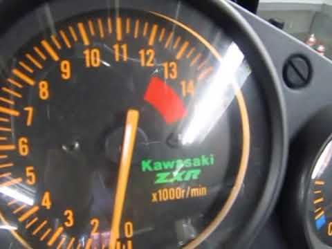 1993 1995 Kawasaki Zx750l Ninja Zx7 Motor And Parts For