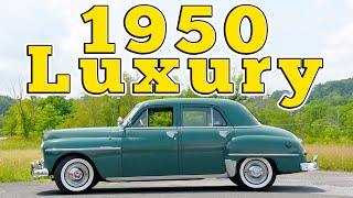 homepage tile video photo for 1950 Plymouth Special De Luxe: Regular Car Reviews