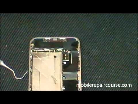 iphone 4G Broken Glass digitizer Screen disassembly Tampa Florida  part 4
