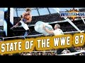 Wrestlemania 33 - The Most viewed of ALL TIME ! - STATE OF THE WWE 87