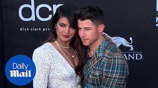 Nick Jonas & Priyanka Chopra stun on 2019 Billboard Music Awards