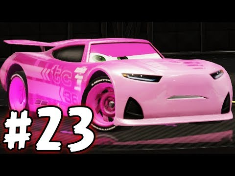 CARS 3 - The Videogame - Part 23 - Cam Spinner?