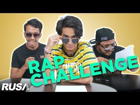 Sarah Suhairi #RapChallenge! Floor 88, Kanda Khairul, Ezad Lazim, Shidi Data, Denis Sahut Cabaran!
