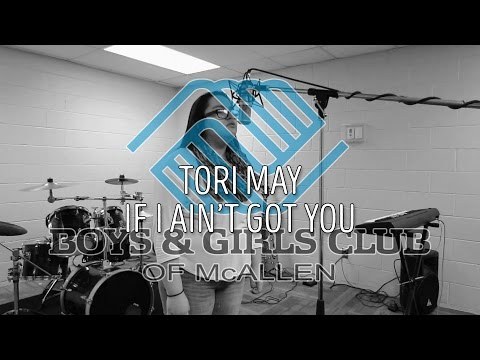 Tori May - If I Ain't Got You (Cover)