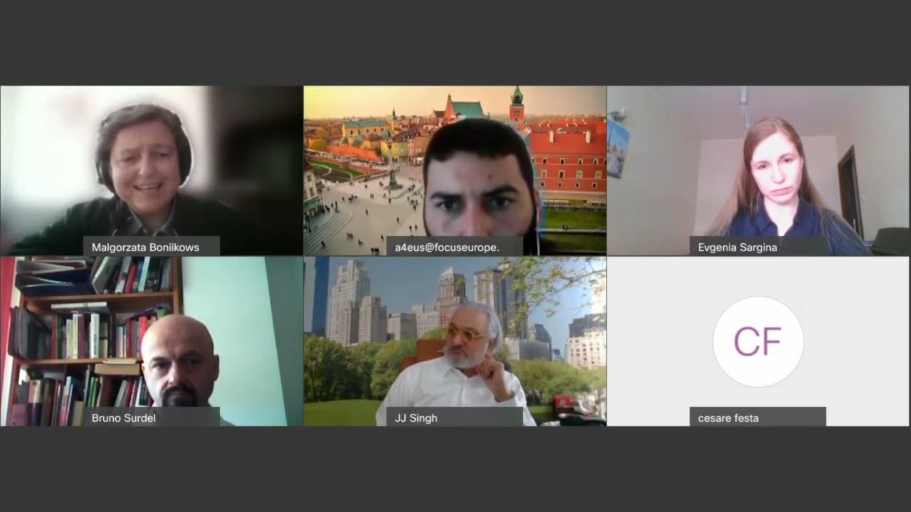 7th Event, Warszawa, Poland, Public Debate