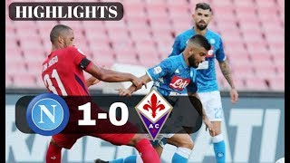 NAPOLI – FIORENTINA 1-0 ✔ All Goals &  Highlights ✔ SERIE A 15/09/2018
