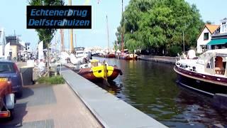 Echtenerbrug - Delfstrahuizen