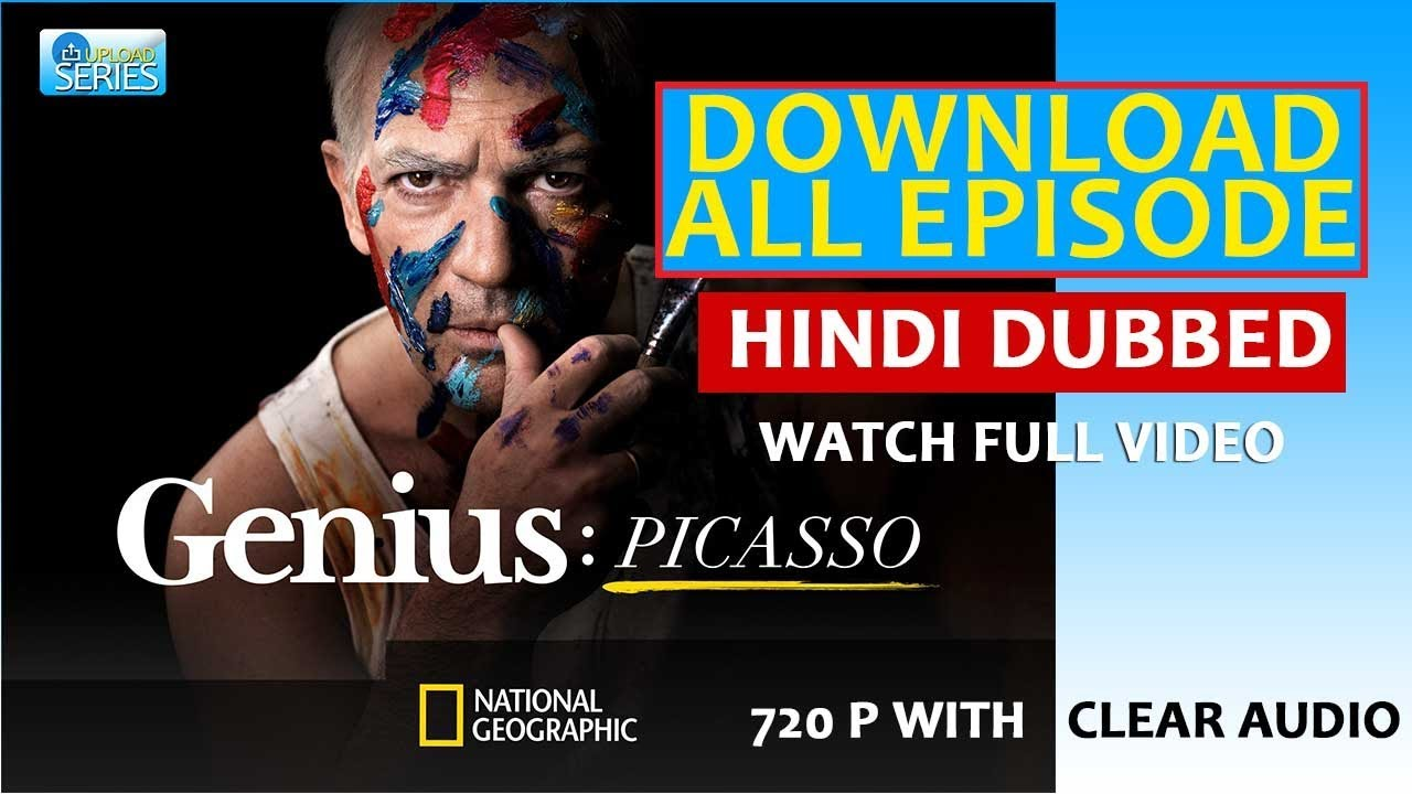 How to download Genius Pablo Picasso chapter 1 - 10 in Hindi | All episode  | Season 2