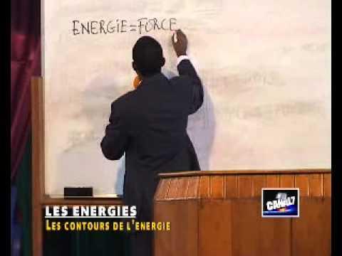 Les Energies: Les Contours de L'Energie