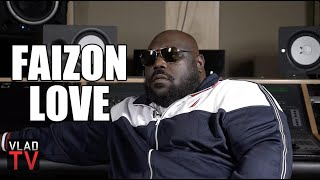 Faizon Love Didn't Like Bernie Mac at First, Thought He Imitated Robin Harris (Part 3)