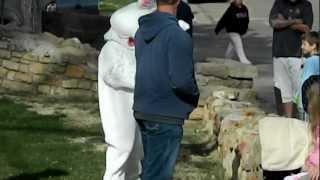 Lamar, CO Easter Egg Hunt - The Bunny Arrives