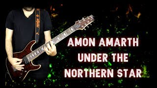 amon amarth - under the northern star (guitar & bass cover)