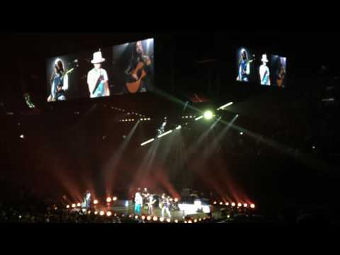 Tragically Hip - Aug 10, 2016 - ACC - Toronto - Vienna, Ahead by a Century, Fully Completely