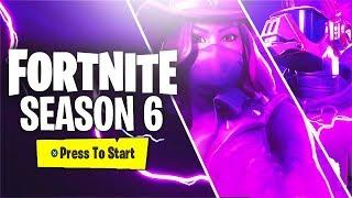 FORTNITE SEASON 6 SKINS! (Fortnite: Battle Royale Season 6)