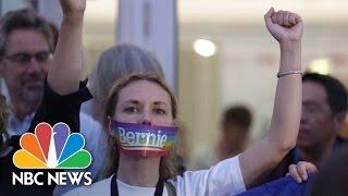 Still Berning: Where Does the Sanders Revolution Go Now? | NBC News