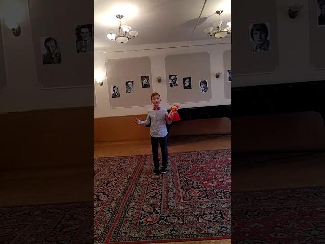 Ведерников Валентин Студия Софит 2019