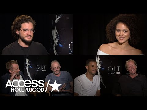 'Game Of Thrones': Kit Harington, Liam Cunningham, Nathalie Emmanuel & More On Success Of Show