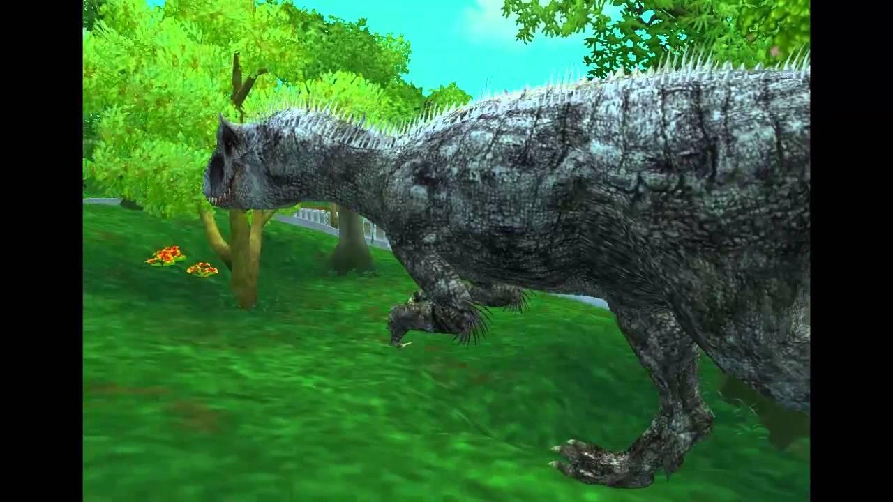 dinosaur simulator how to get indominus rex